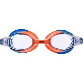 arena X-Lite Goggles Barn blue orange/clear